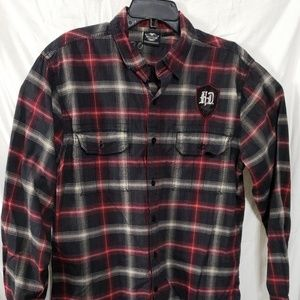Plaid HARLEY DAVIDSON SHIRT